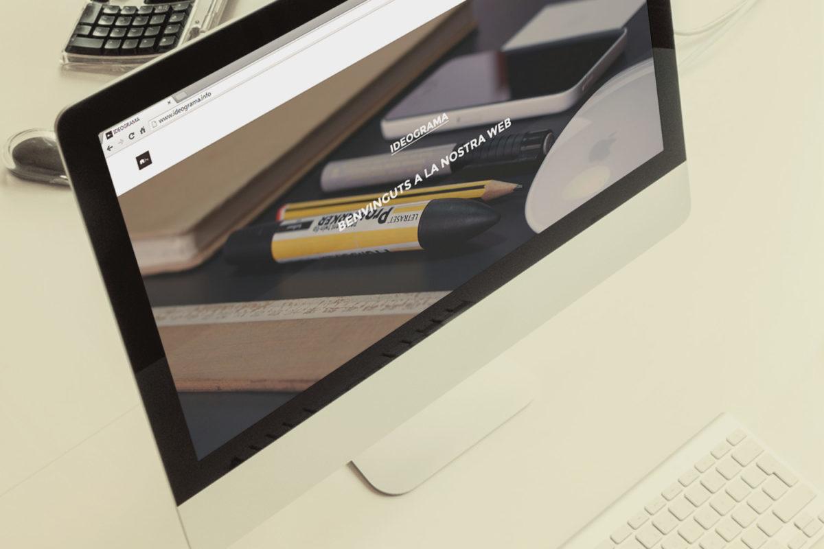 BENVINGUTS NOVA WEB