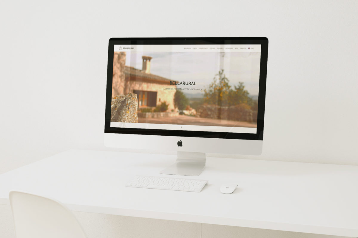 WEB BELLARURAL – IDEOGRAMA